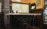 Bar Mañé: taula