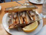 Pescadito Frito: navalles